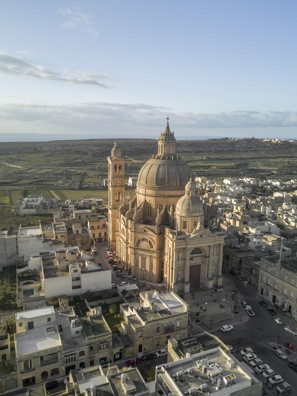 The Rotunda, Xewkija, Maltese churches