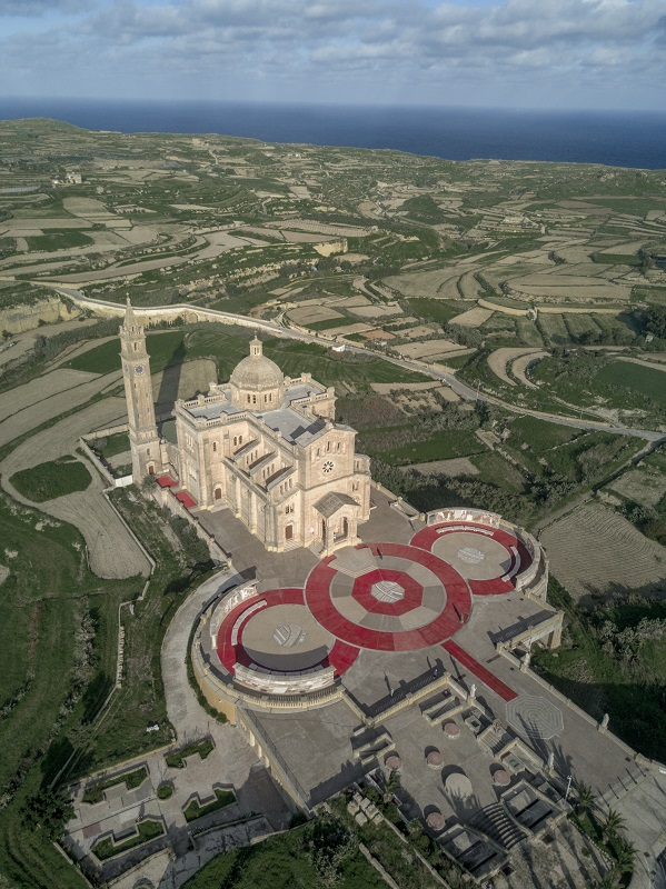 Basilica of the National Shrine of the Blessed Virgin of Ta' Pinu, Malta